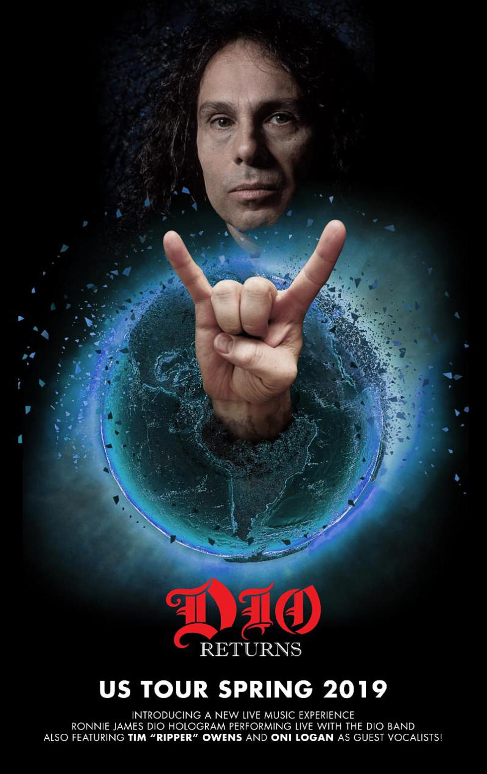Dio Hologram U S  Tour Dates Announced