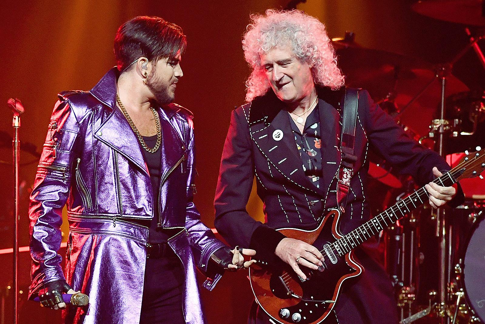 Queen + Adam Lambert - Cover