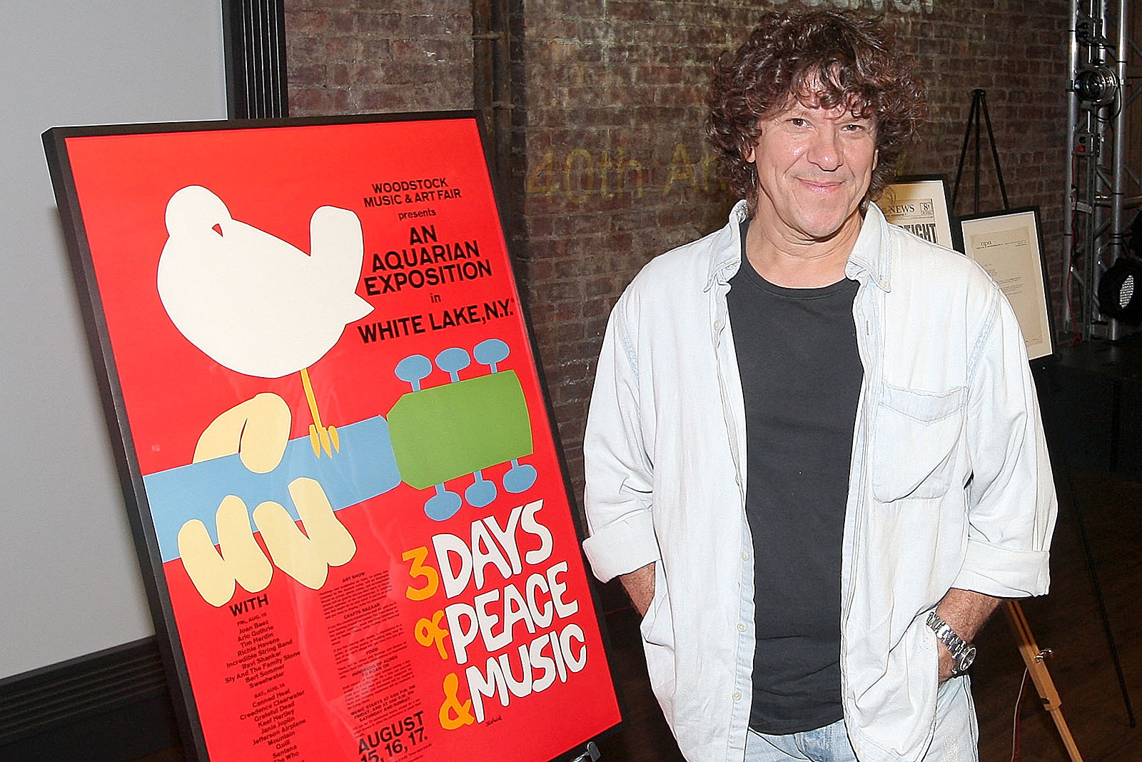 Woodstock 50 Cancelation 'Just More Rumors' Says Founder