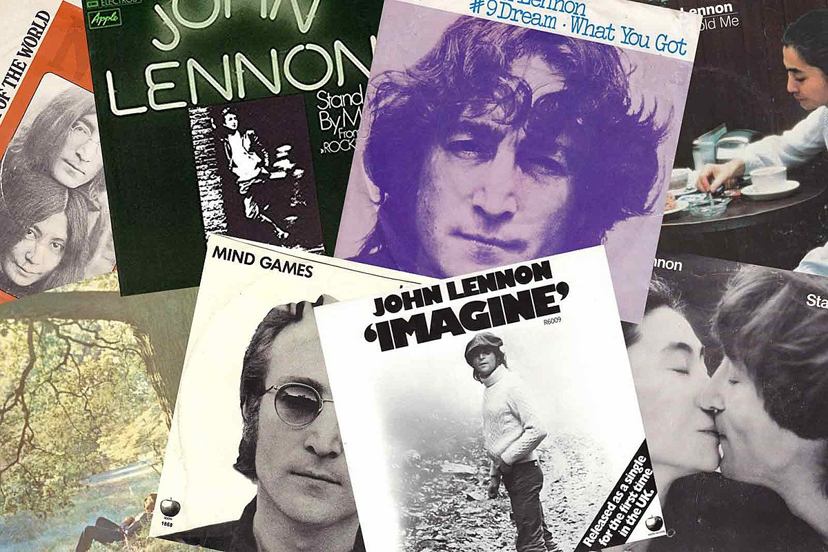 The Best Song From Every John Lennon Album
