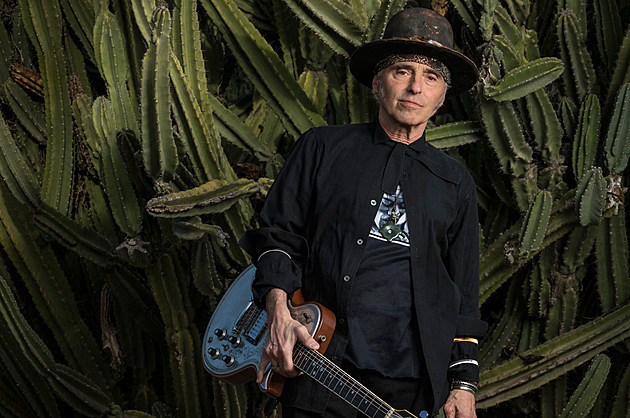 Nils Lofgren on New Neil Young and Lou Reed Collaborations
