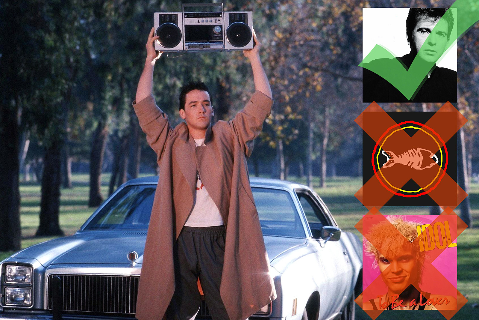 Why 'Say Anything''s Boombox Scene Almost Never Happened