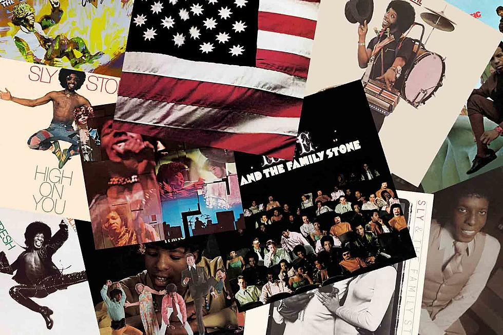 Sly and the Family Stone Albums Ranked Worst to Best