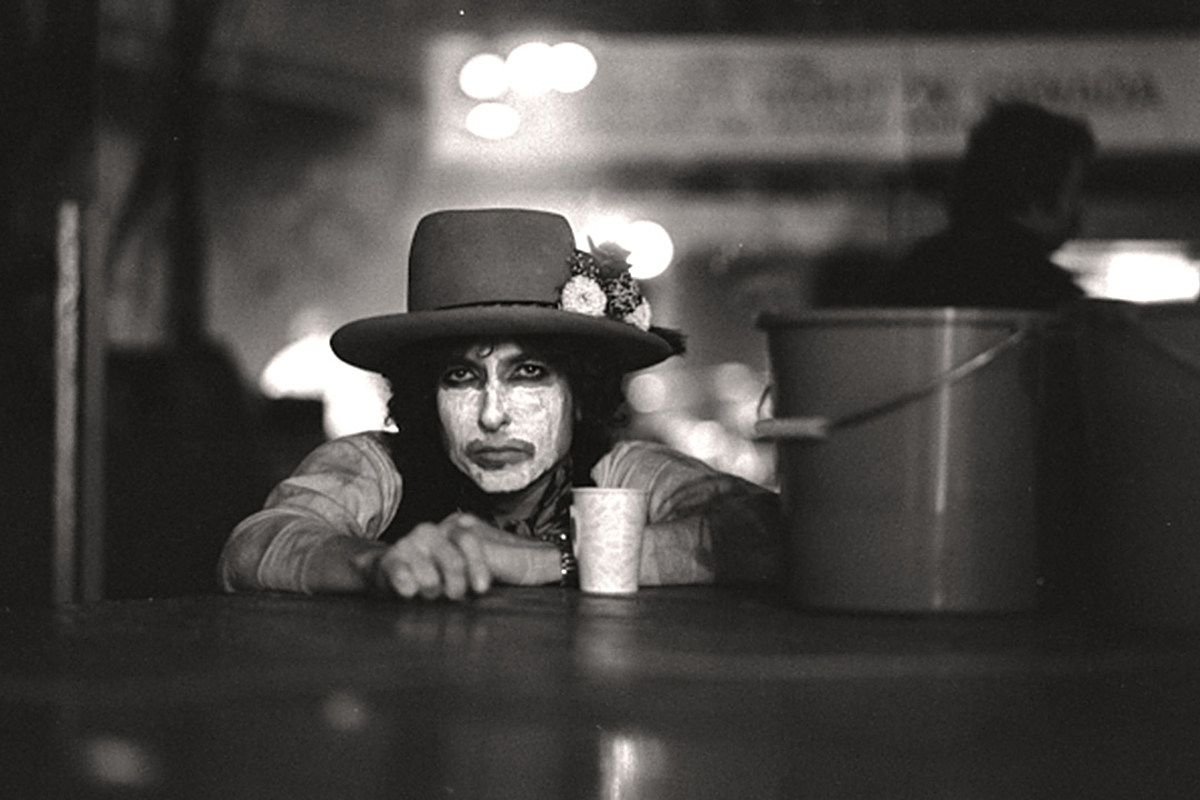 See Stills From Martin Scorsese's New Bob Dylan Documentary
