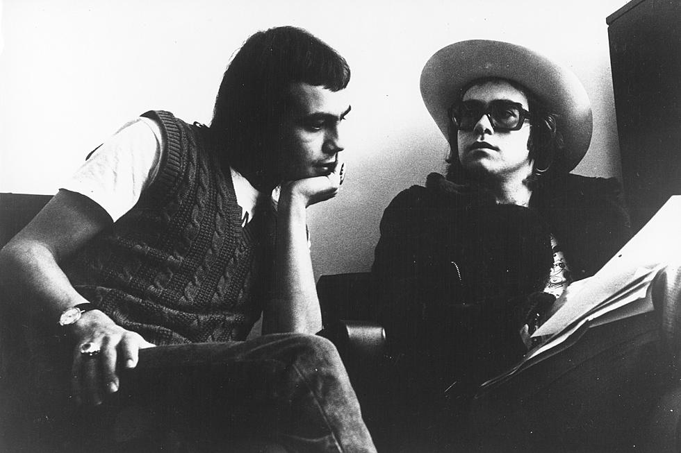 How Bernie Taupin Rejected Fame on 'Goodbye Yellow Brick Road'
