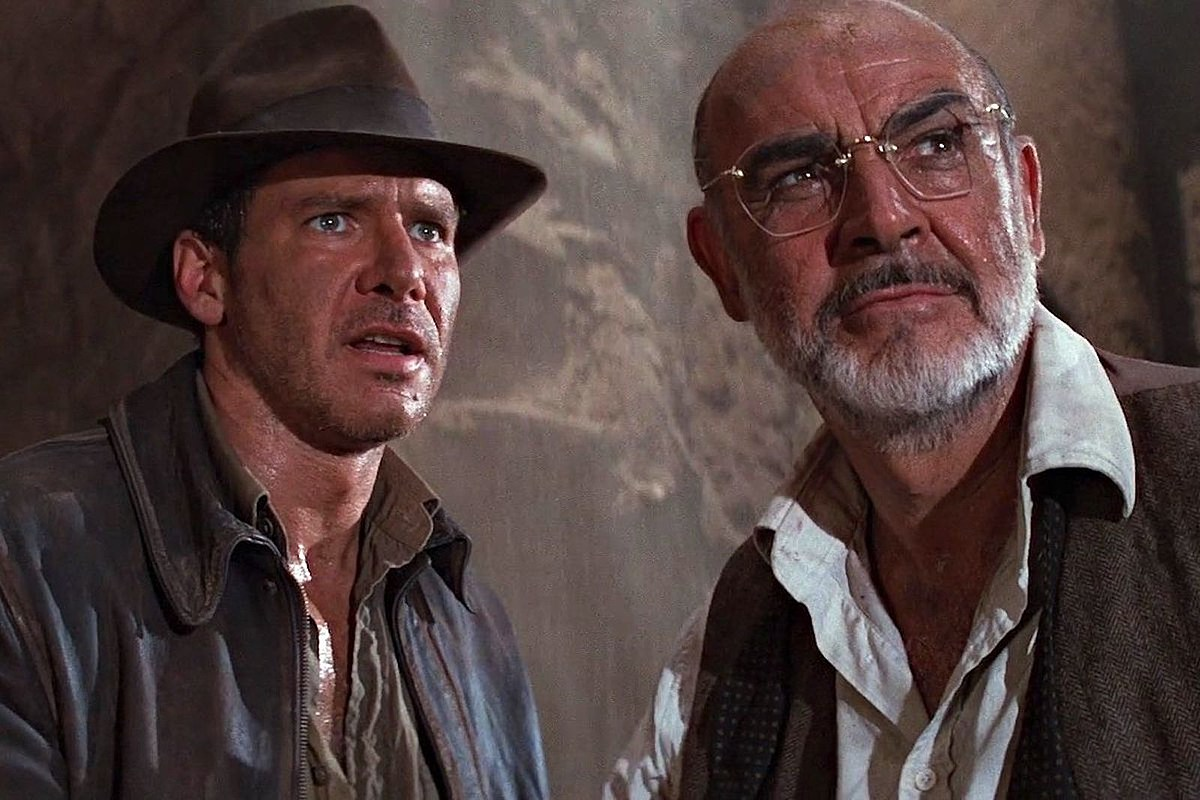 35 Years Ago: How Sean Connery Got Harrison Ford to Return as Indiana Jones
