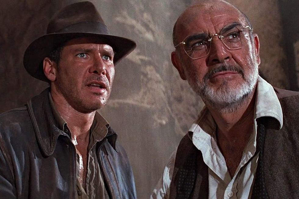 c9eab4f4c How Sean Connery Got Harrison Ford to Return as Indiana Jones