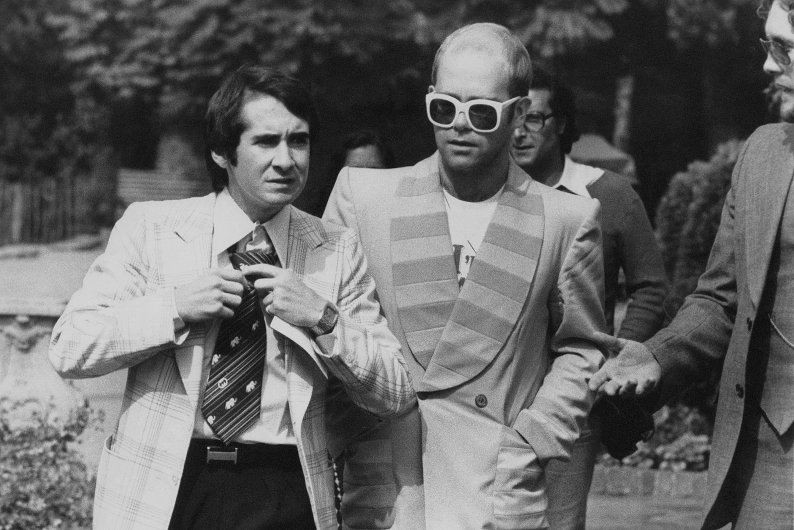 Was Elton John's Manager John Reid Really Such a Jerk?