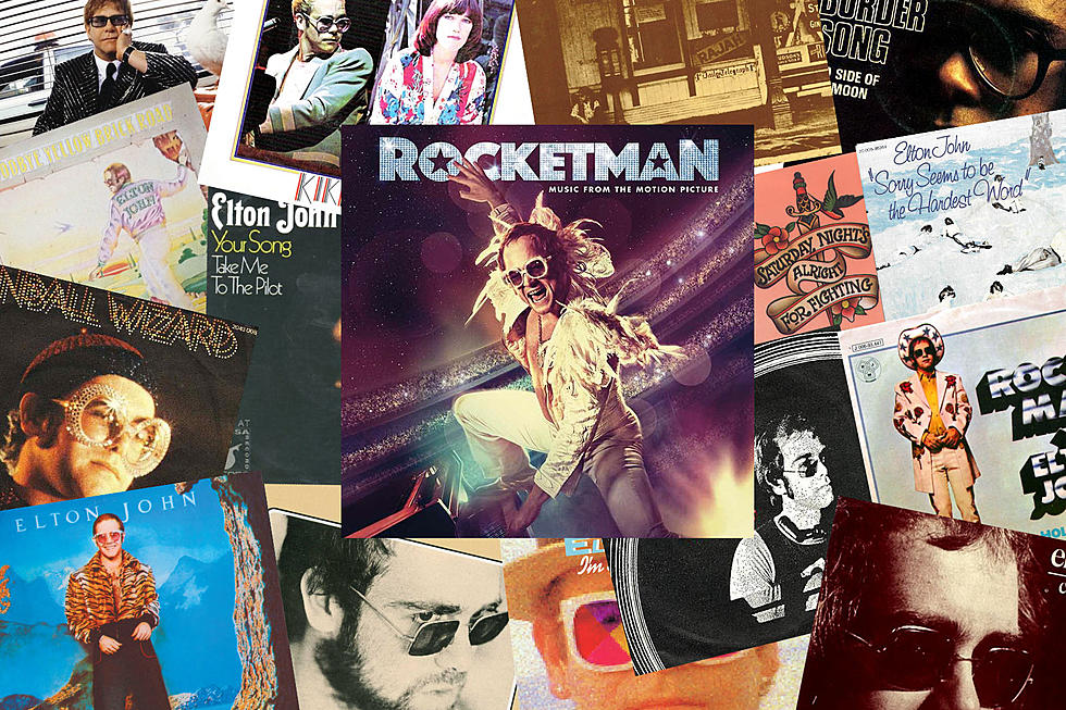 The Story Behind Every Song on the 'Rocketman' Soundtrack