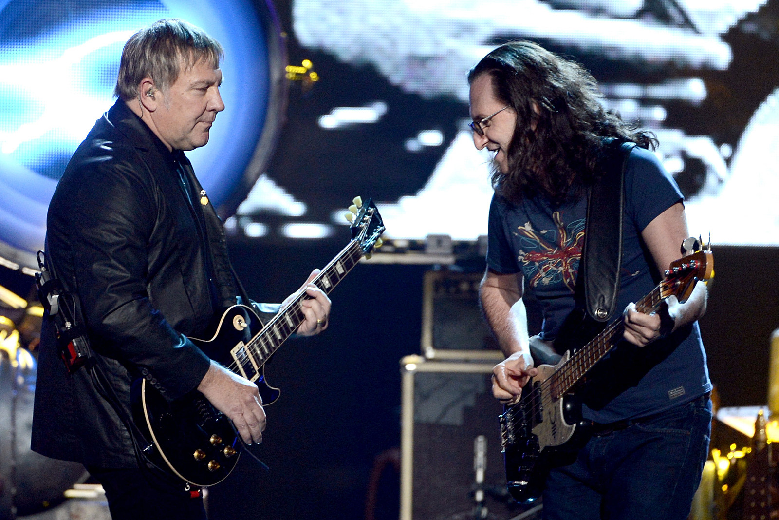 Geddy Lee Says Alex Lifeson Collaboration Is 'Certainly Possible'