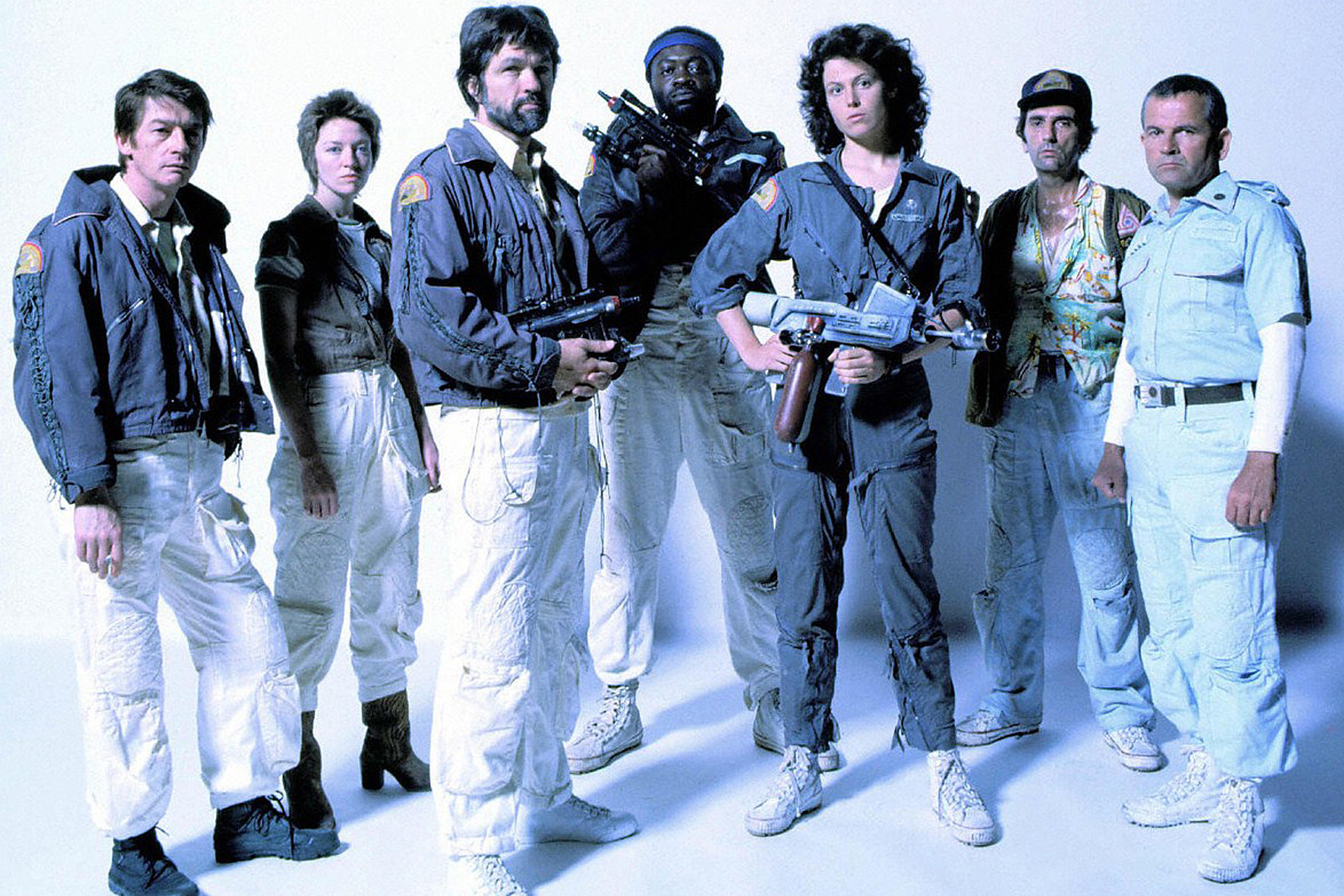 40 Years Ago: The 'Alien' Cast Gets an Actual Terrifying Surprise