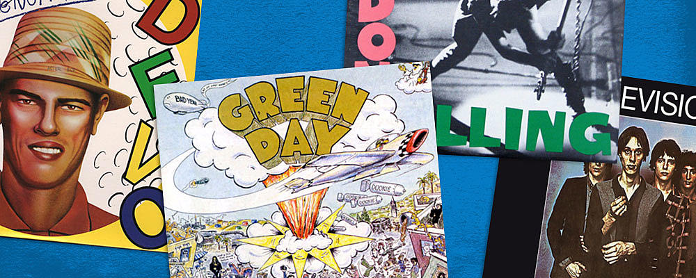 Top 10 Punk Albums to Own on Vinyl