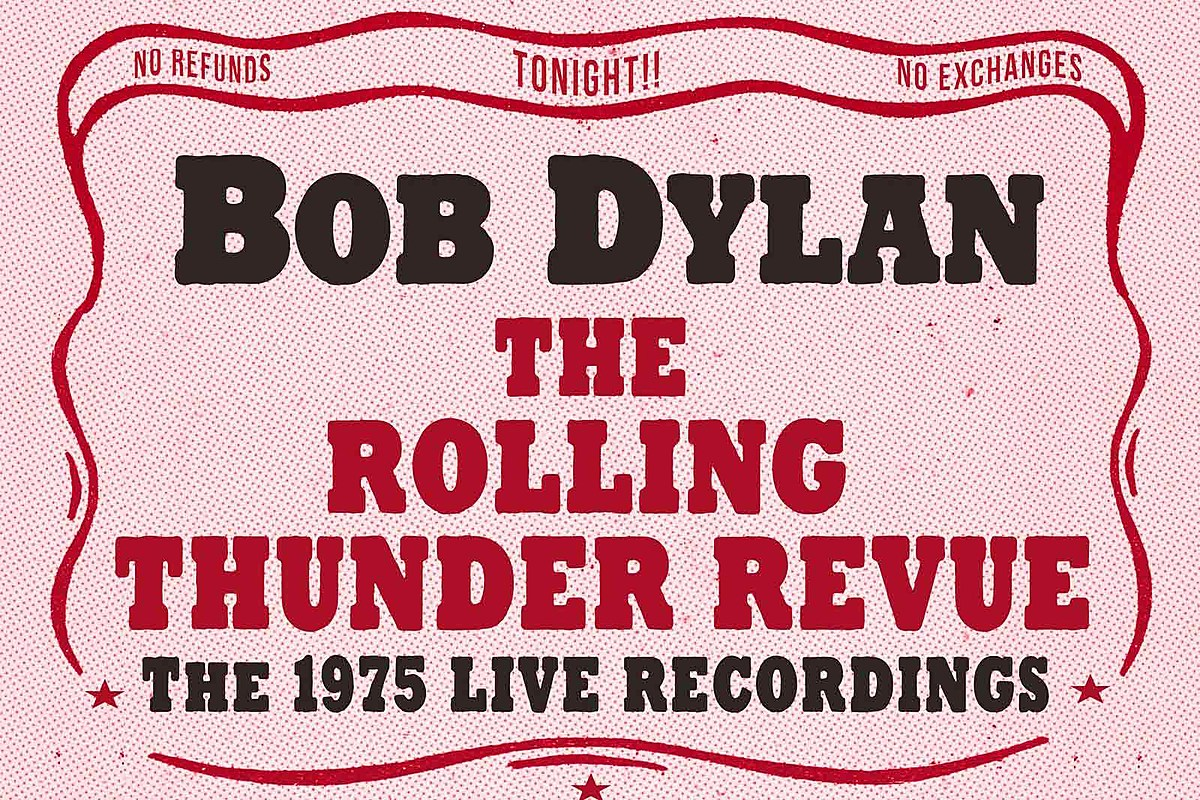 Bob Dylan, 'The Rolling Thunder Revue': Album Review