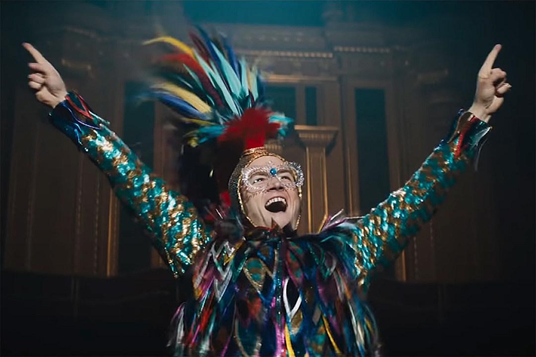Elton John\u0027s Stage Clothes Were \u0027Empowering,\u0027 Says Taron Egerton
