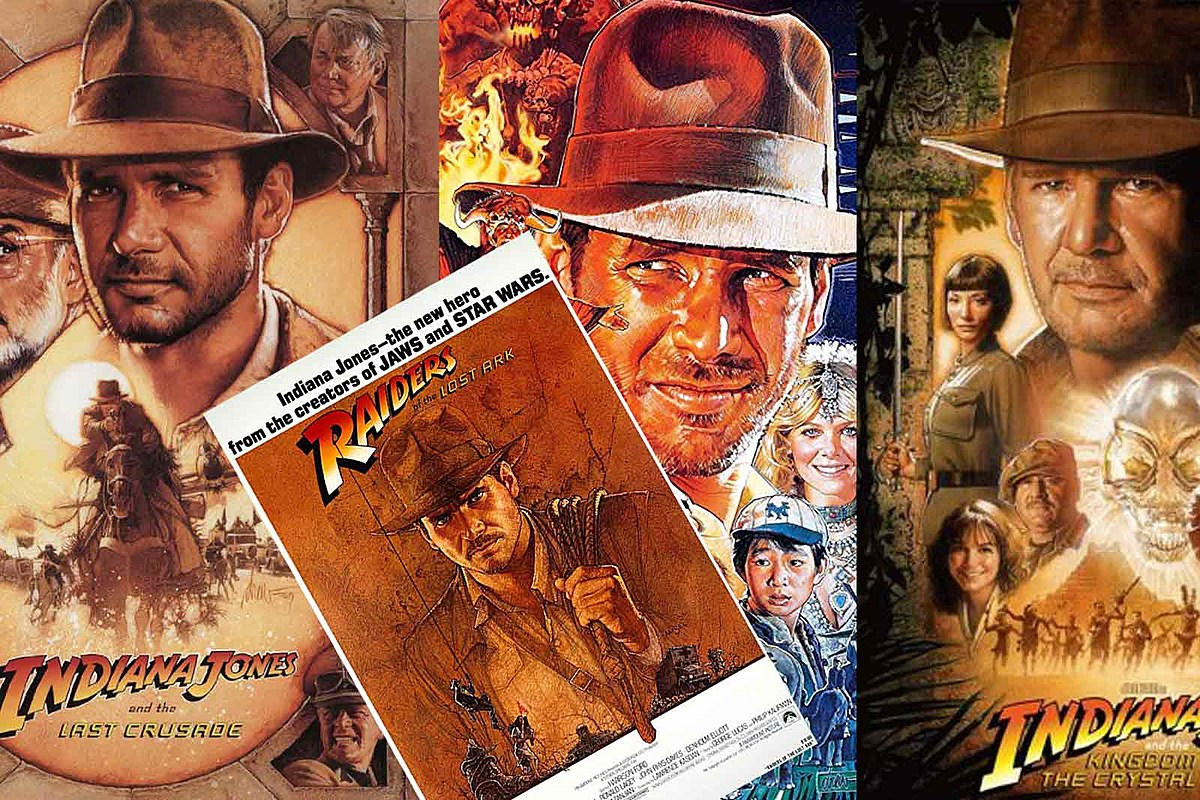 Indiana Jones Movies Ranked Worst to Best