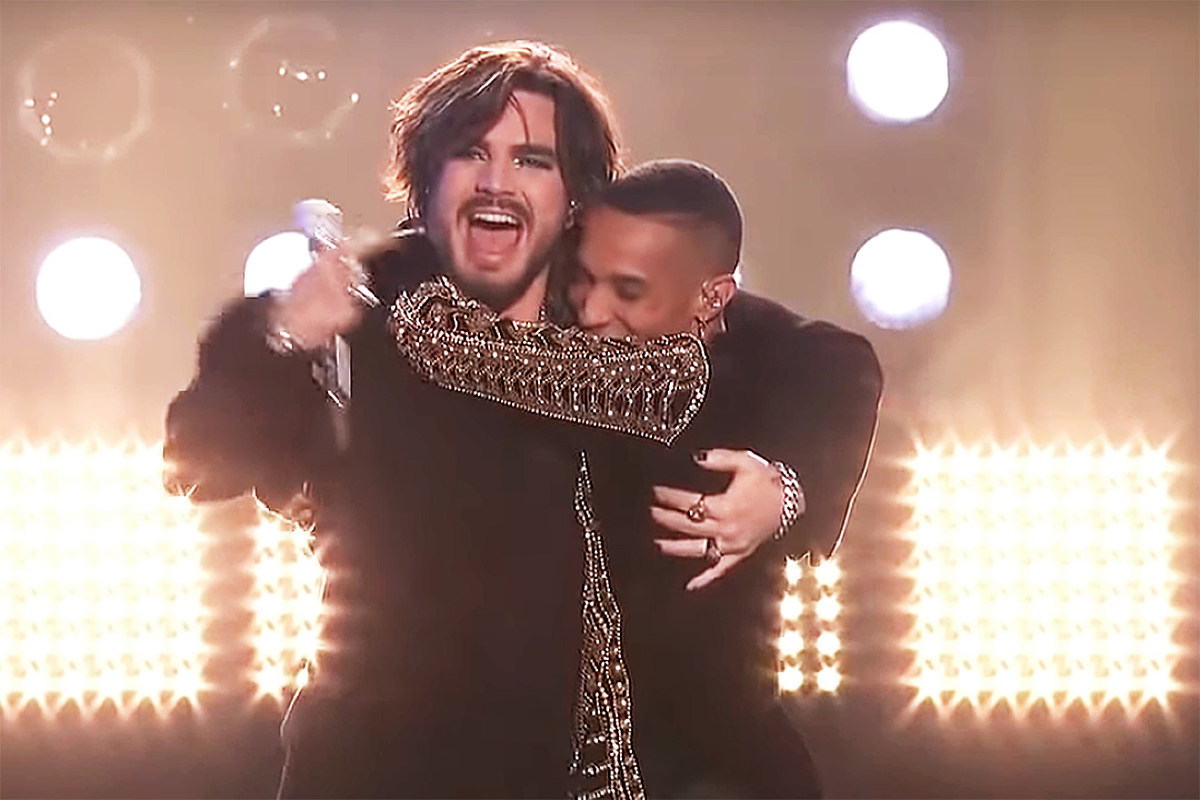 Adam Lambert Brings 'Bohemian Rhapsody' Back to 'American Idol'