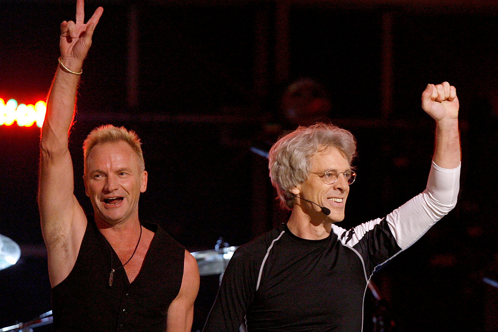 Sting and Stewart Copeland Reunite for New Documentary
