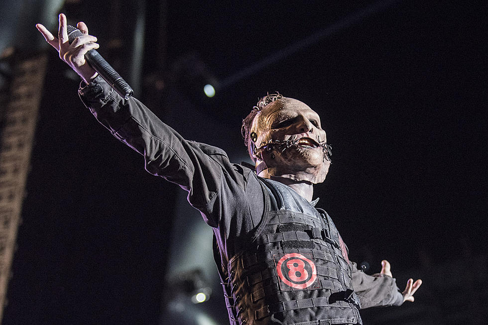 Are Slipknot About to Reveal Their New Masks?