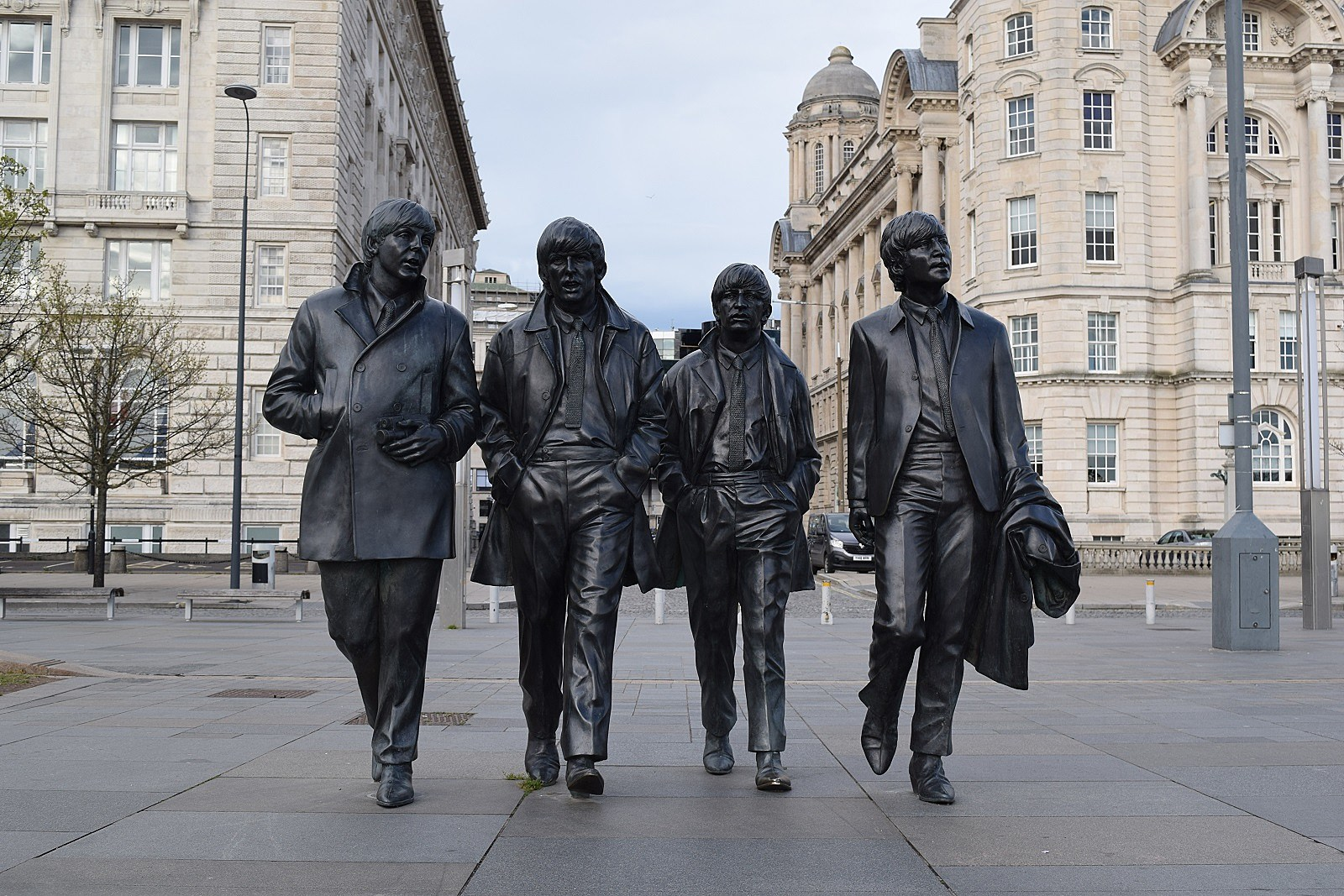 Terrific The Beatles In Liverpool A Walking And Driving Tour Home Interior And Landscaping Eliaenasavecom
