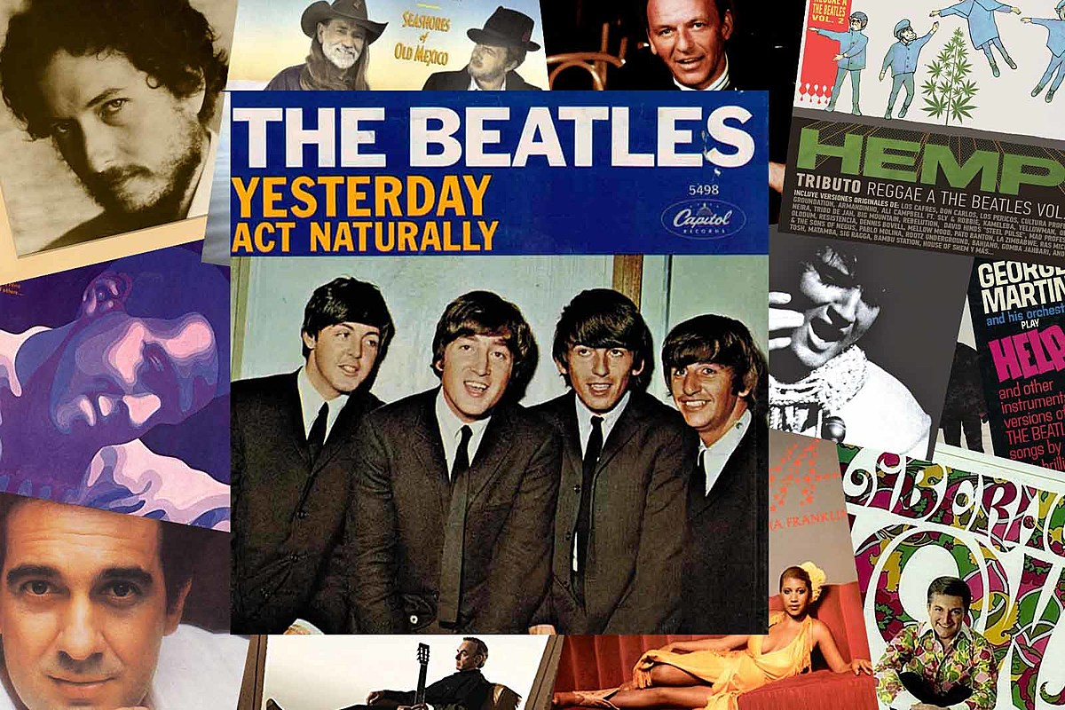 50 Wildly Diverse Covers of the Beatles' 'Yesterday'
