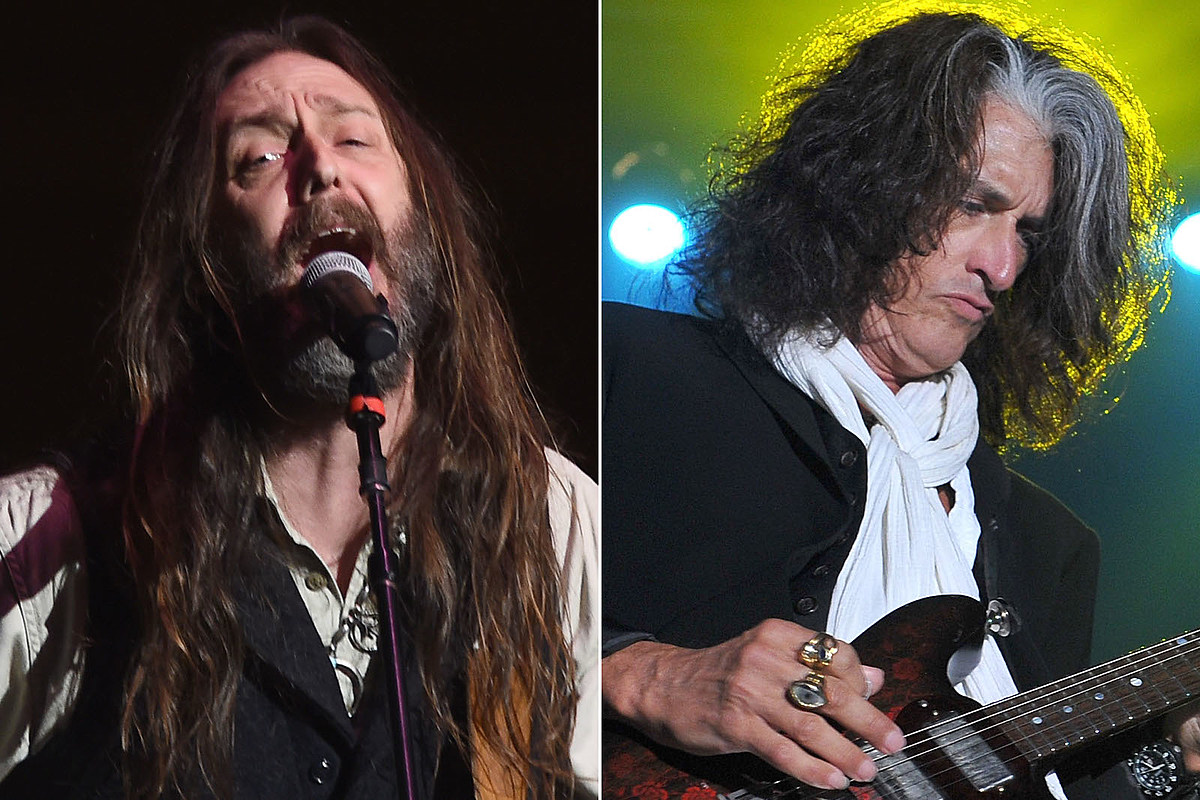 How Chris Robinson Patched Things Up After Aerosmith Controversy