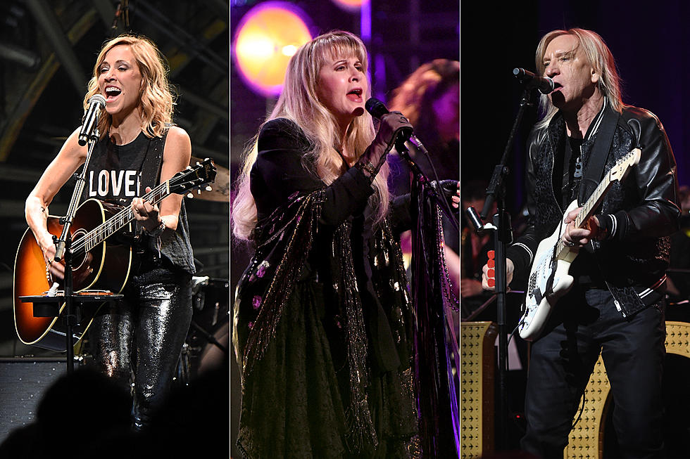 Stevie Nicks and Joe Walsh Guest on New Sheryl Crow Song