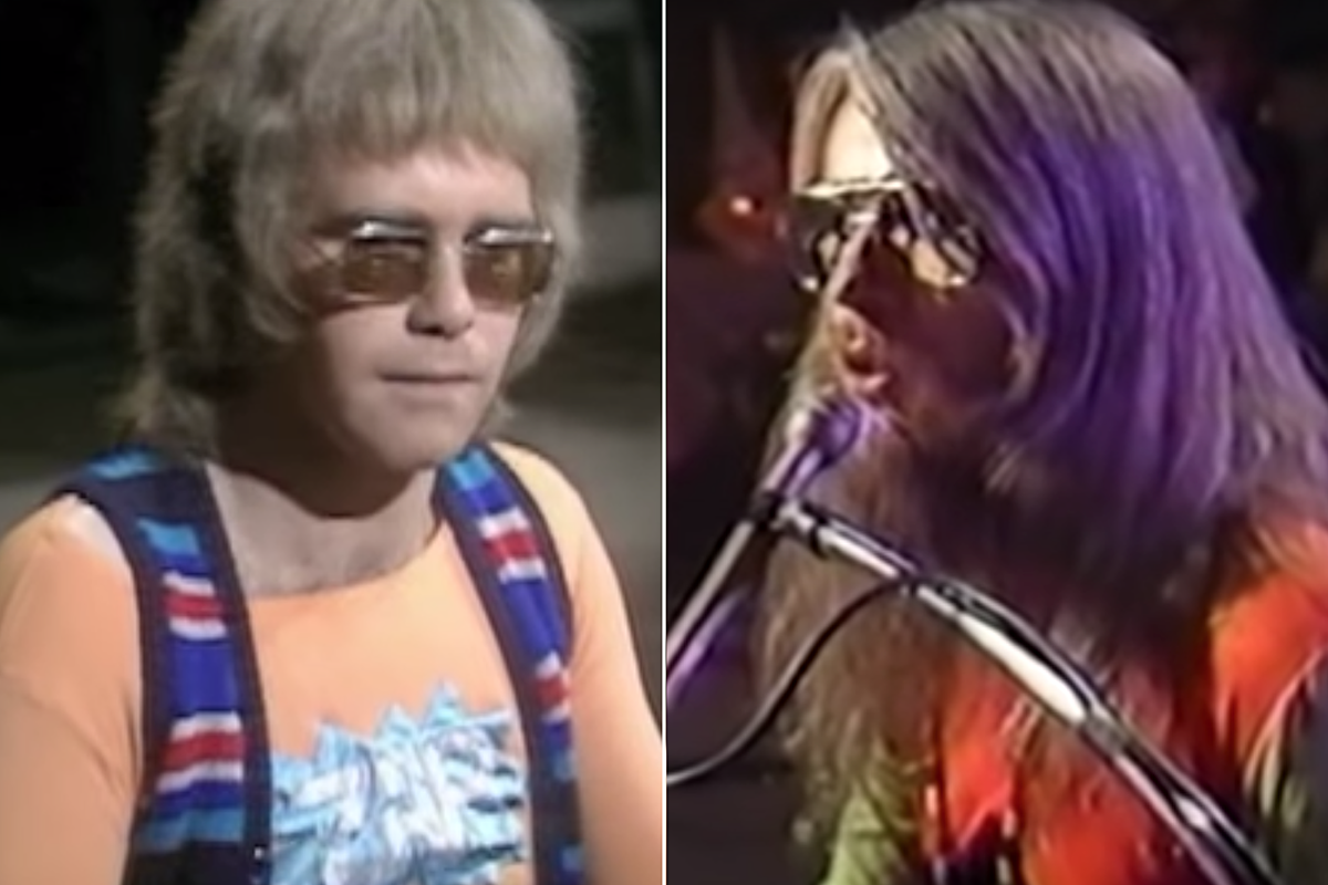 When Elton John Jammed With Leon Russell at Fillmore East
