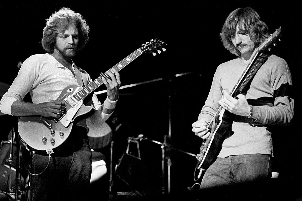 How the Eagles' 'Those Shoes' Was Inspired by Jazz and Joe Walsh