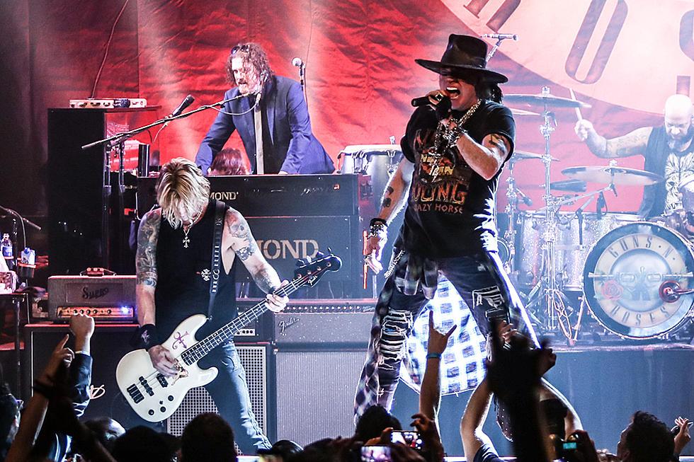 Guns N' Roses Announce New U S  Tour Dates