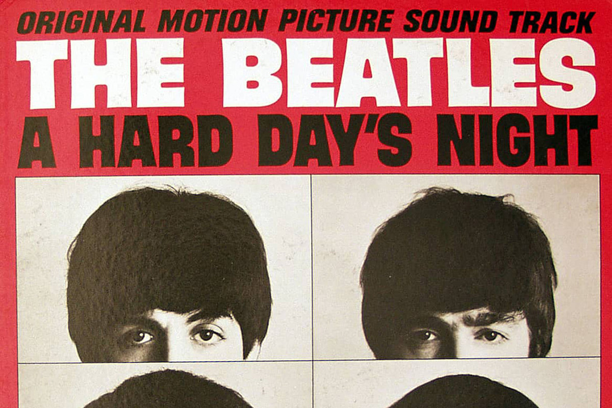 Beatlemania Begins to Spin Out of Control With 'Hard Day's Night'