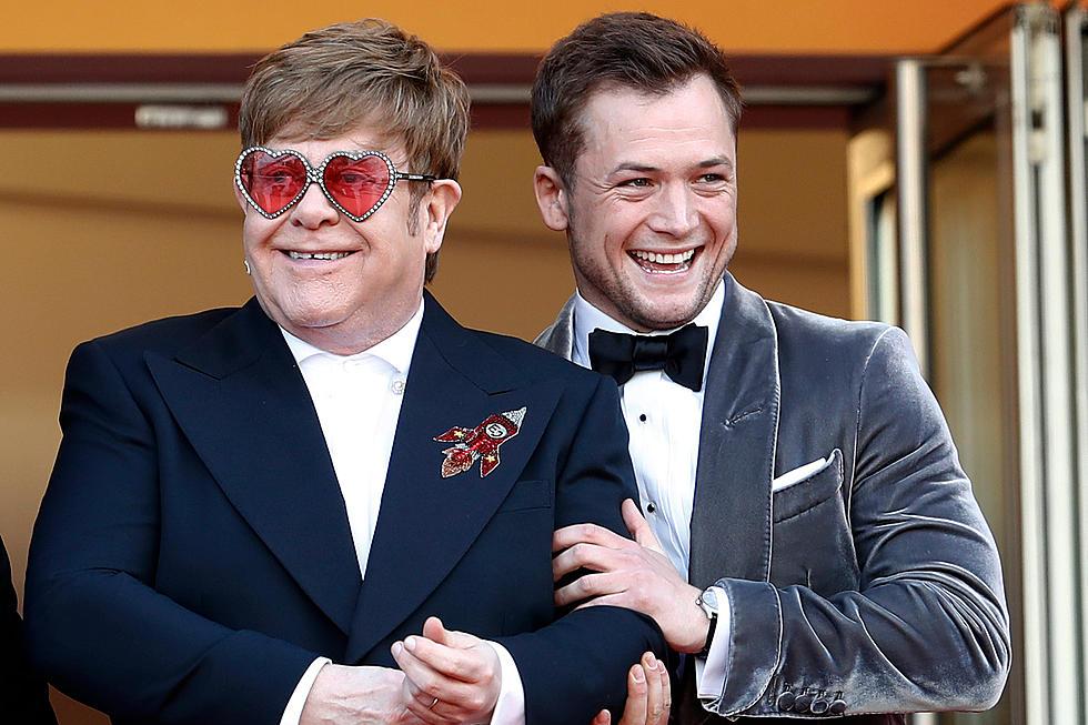 Elton john and john reid