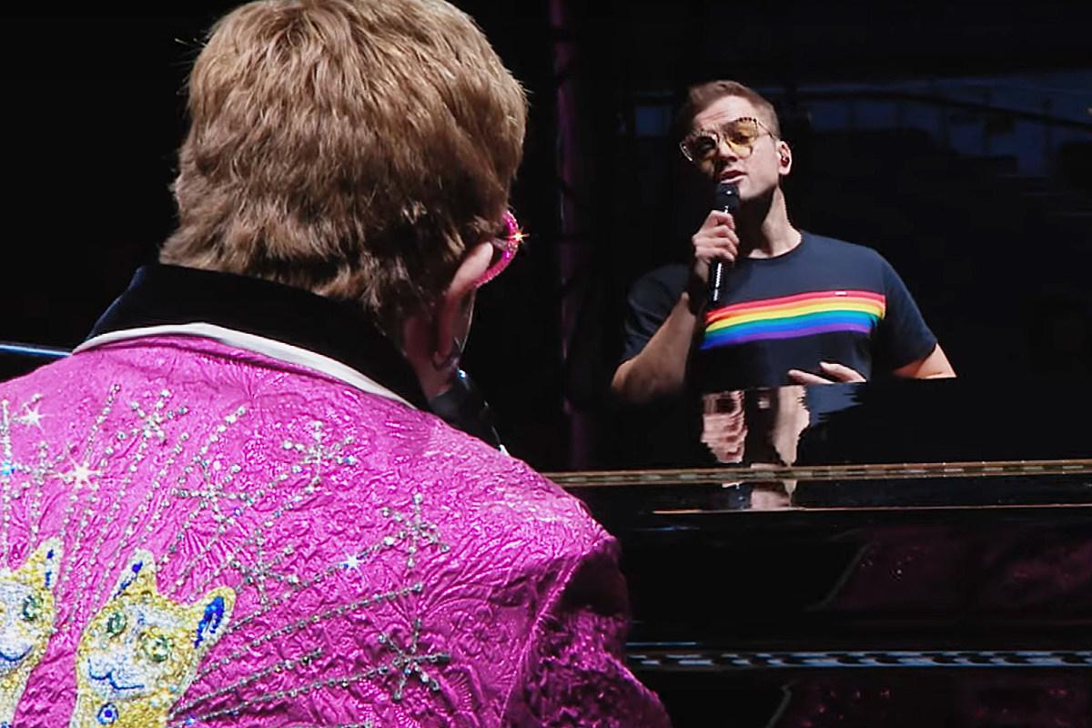 Elton John's 'Rocketman' Passes $100 Million Box Office Mark