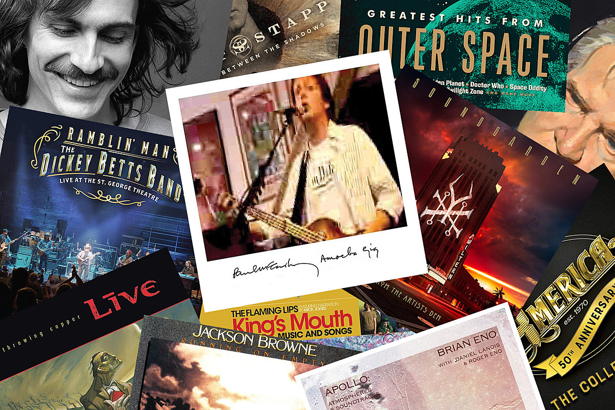 July 2019 New Music Releases