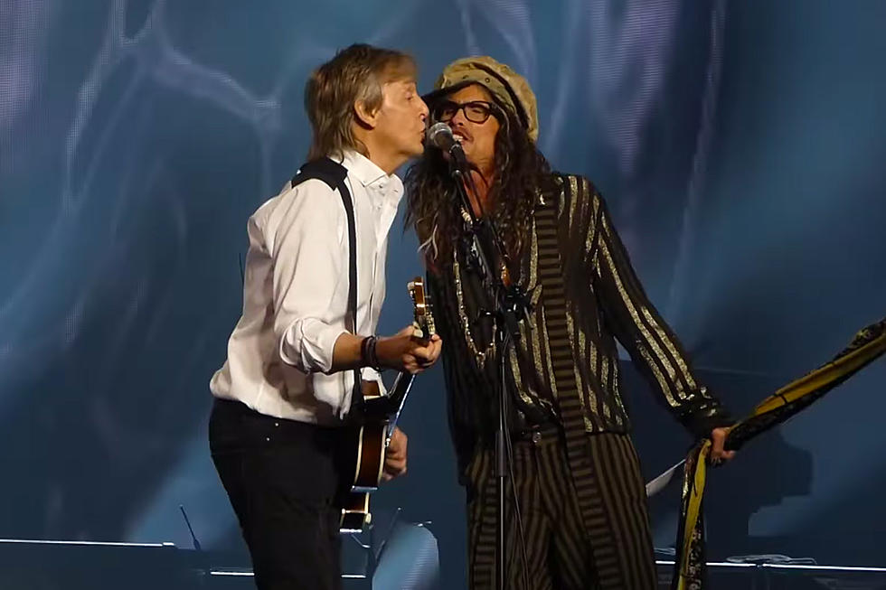 "The Beatles Polska: Paul McCartney i Steven Tyler zaśpiewali ""Helter Skelter"" na koncercie w Las Vegas"