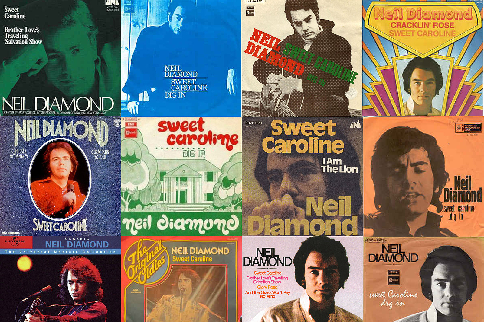 50 Years On There S No Escaping Neil Diamond S Sweet Caroline