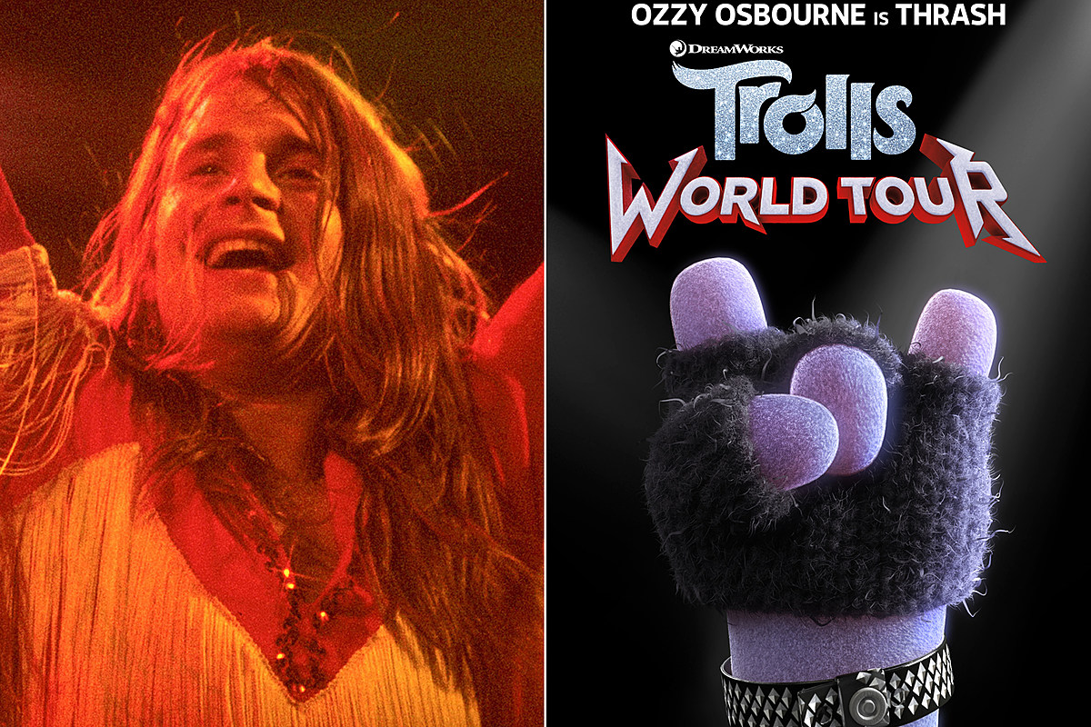 Ozzy Osbourne to Destroy All Non-Rock Music in New 'Trolls' Movie