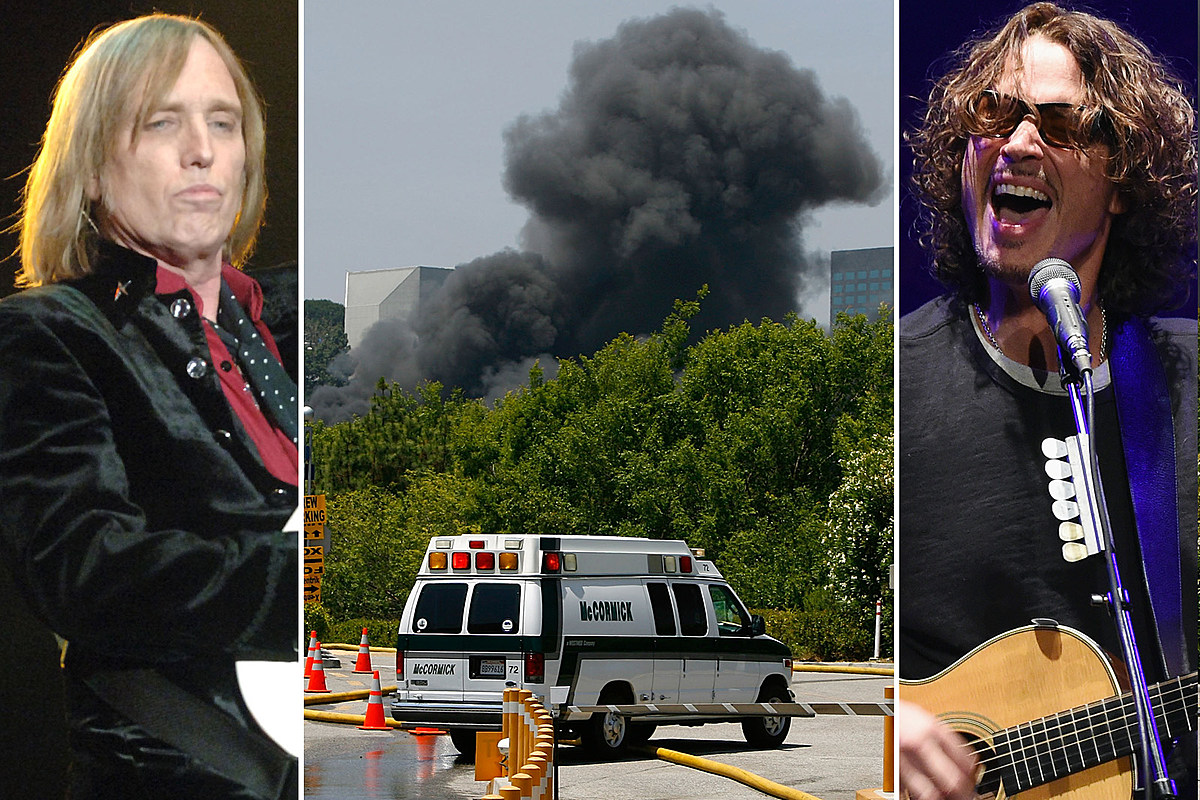 Tom Petty, Soundgarden Lawyers Launch Lawsuit over Universal Fire