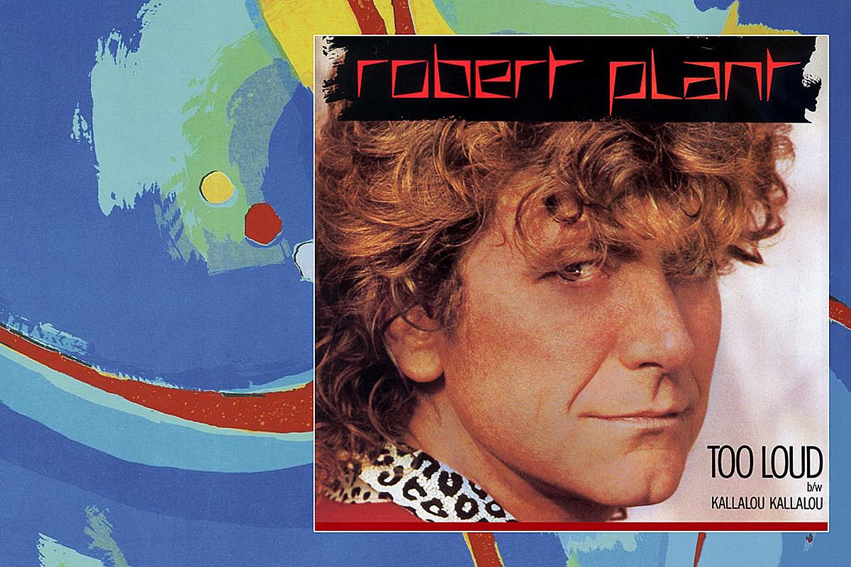 'Get That S— Off': Robert Plant Recalls His 'Too Loud' Misfire