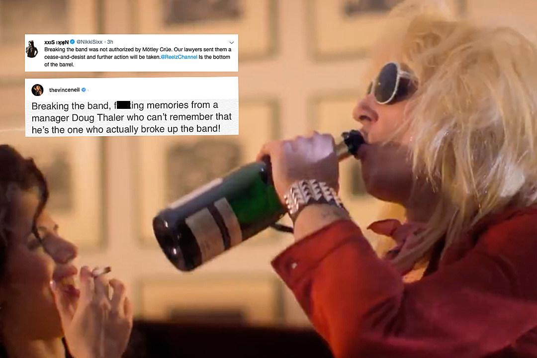 Nikki Sixx on Motley Crue: 'Everybody Thinks You're an Animal'