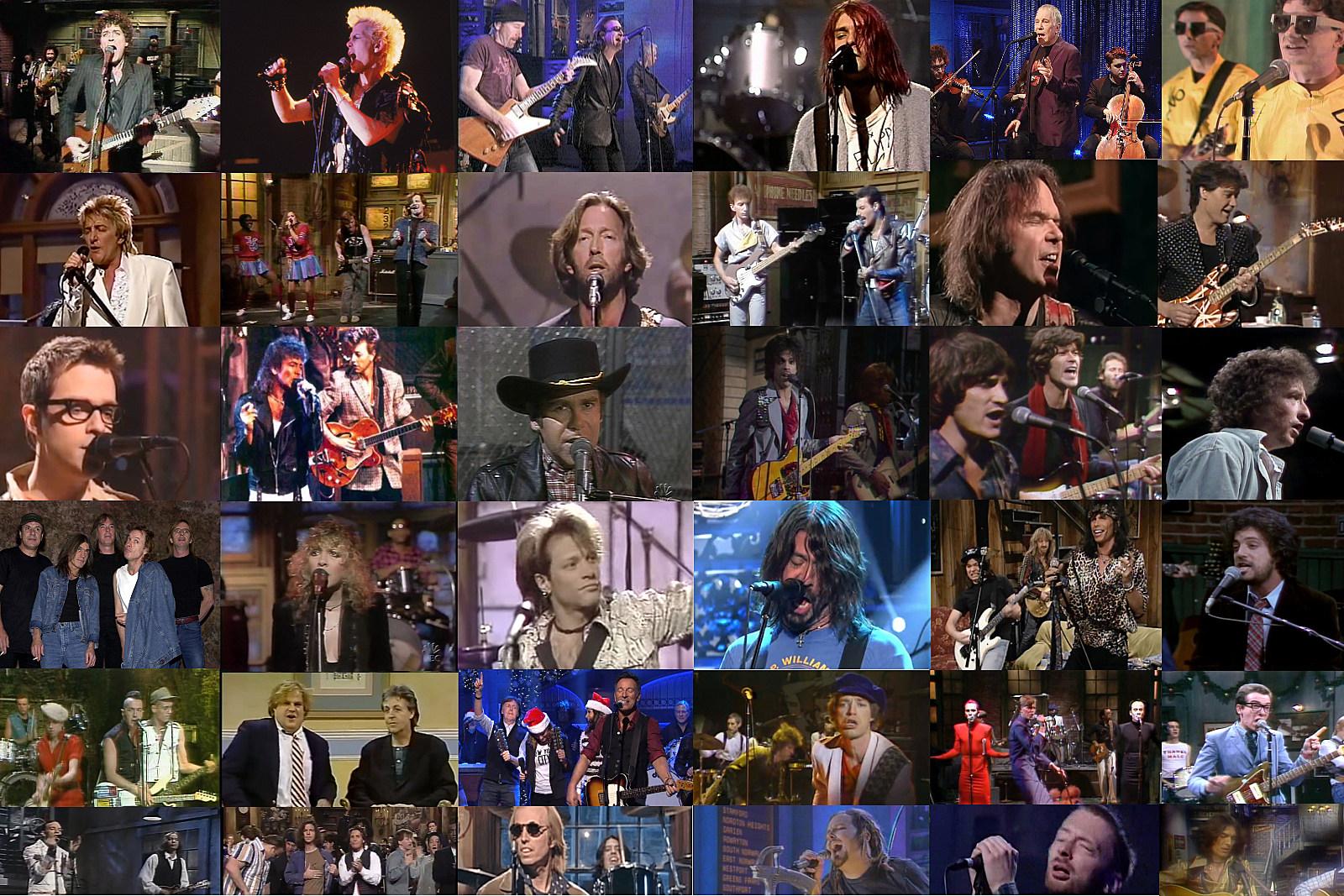 Rock's 60 Biggest 'Saturday Night Live' Moments