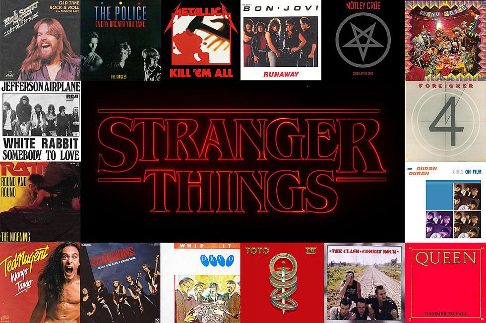 69 Times Rock Music Made 'Stranger Things' Even Stranger