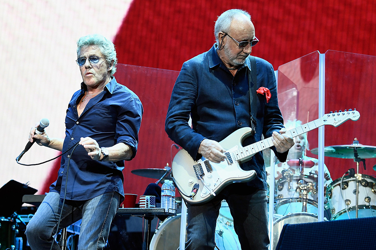 Roger Daltrey Says the New Who LP Is 'Our Best Album Since 'Quadrophenia''