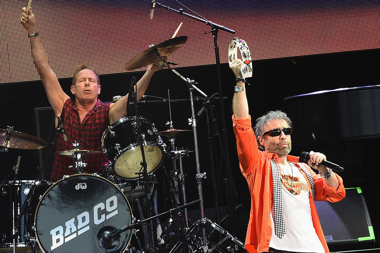 Paul Rodgers Teases New Album From Bad Company