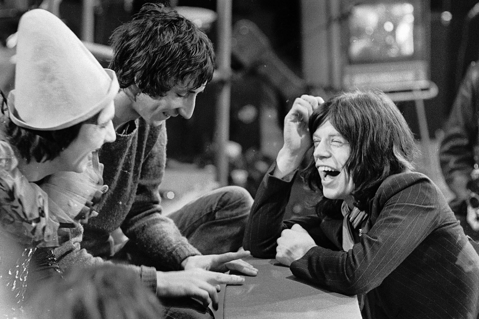 Mick Jagger Jacket Life Size Cutout