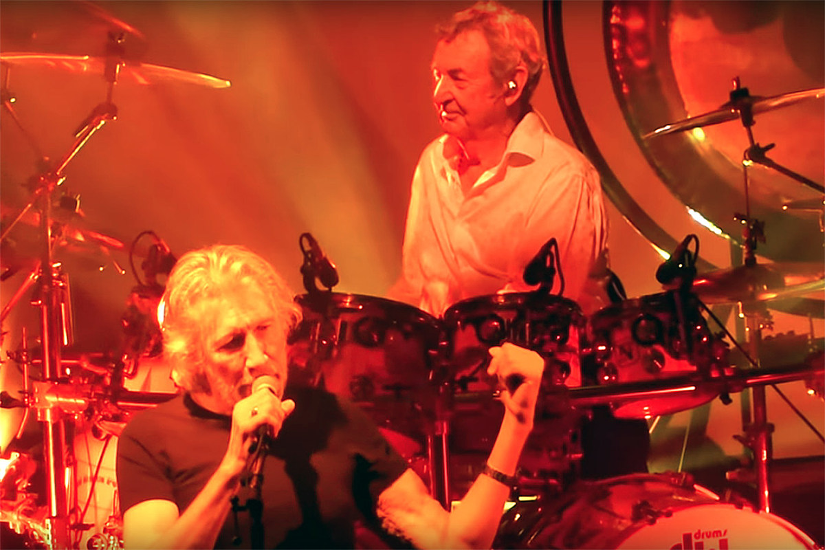 Nick Mason Thought Roger Waters Was Joking About Guest Appearance