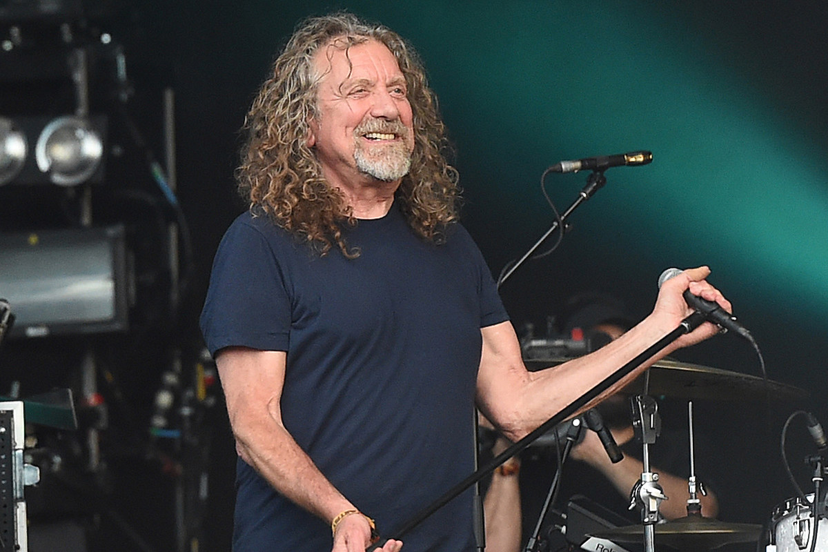Why Robert Plant Loves Working With Sensational Space Shifters