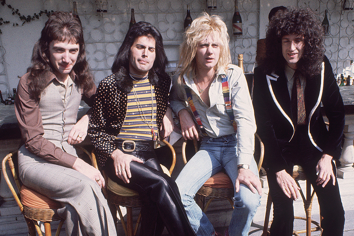 Brian May Says Queen Were 'Always on the Verge of Splitting Up'