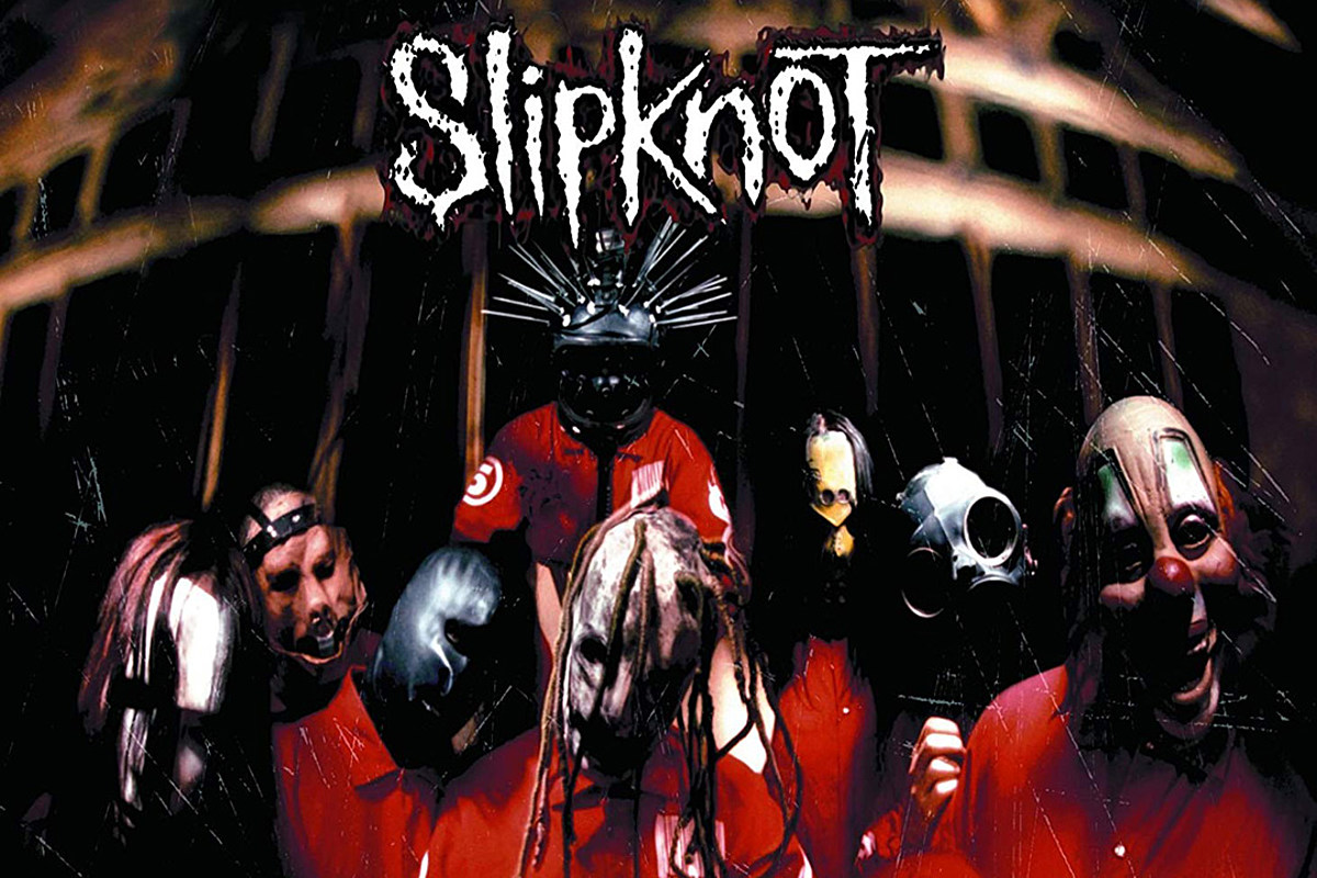 d79fd8df4 20 Years Ago: Slipknot Explode With Self-Titled Debut Album