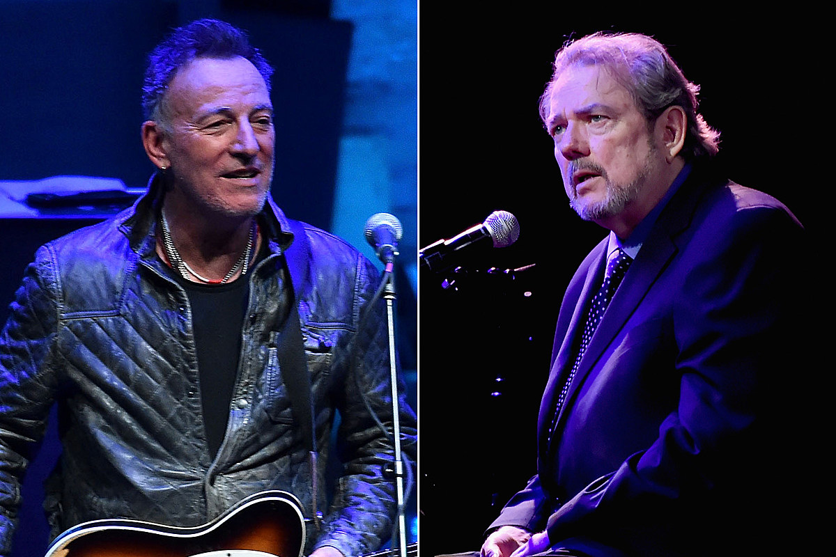 Bruce Springsteen Doesn't Need My Influence Says Jimmy Webb