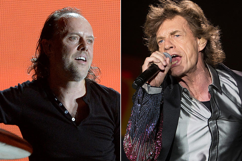 Metallica Saved by the Rolling Stones, Says Lars Ulrich
